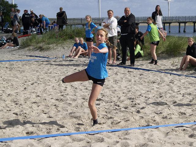 Strandhåndbold 2015