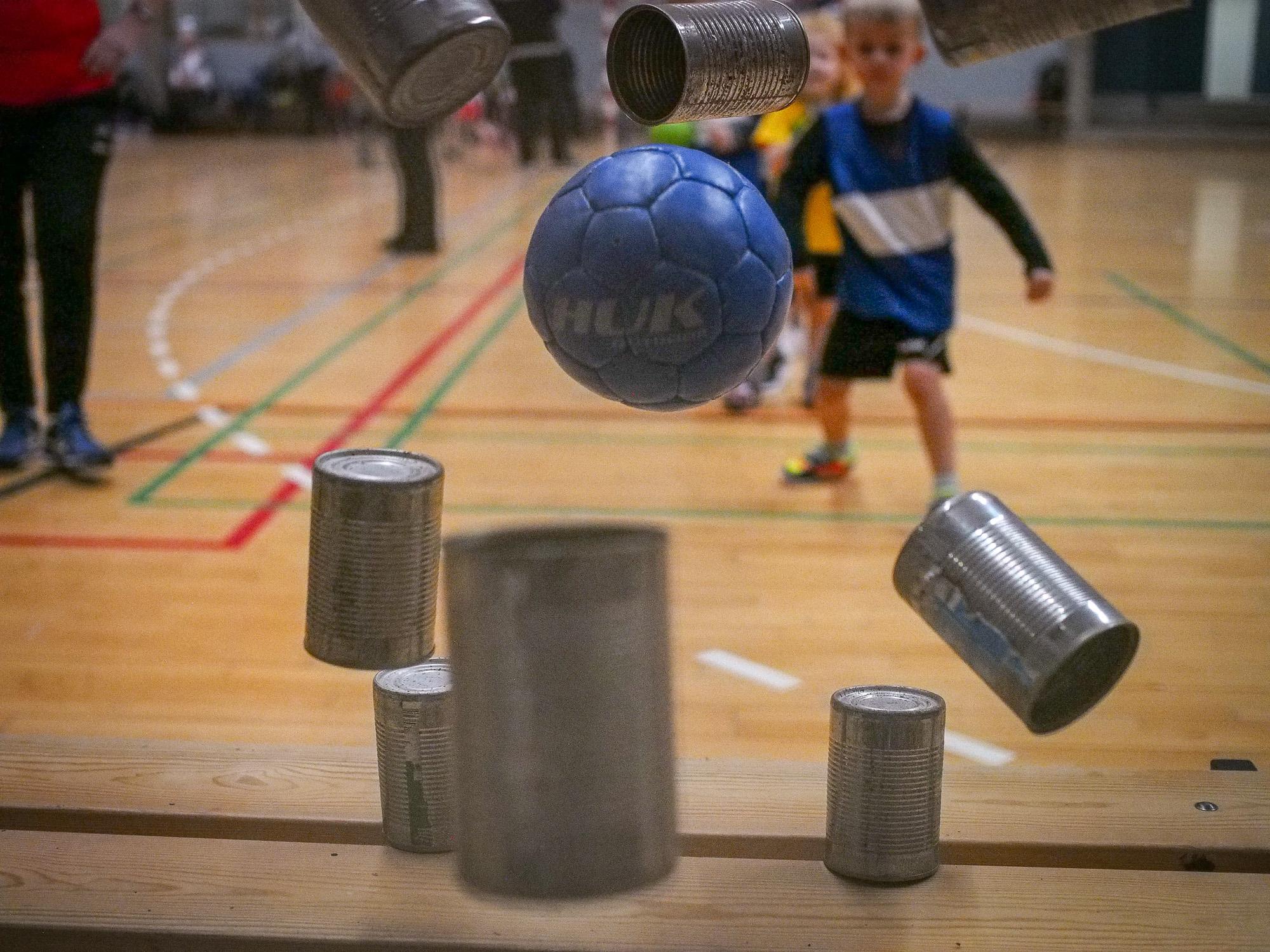 6f3b94ef20d D. 5 januar var HUK Håndbold en del af det landsdækkende åben hus  arrangement 'Håndboldens Dag', hvor 160 håndboldklubber landet over lukkede  dørene op for ...